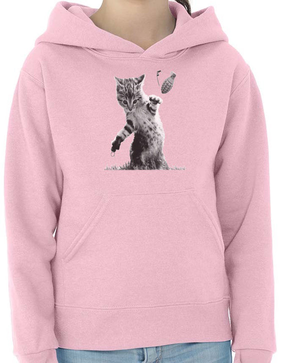 Youth Girls | Catastrophe 2.0 | Hoodie