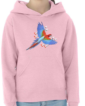 Youth Girls | Mac Caw | Hoodie