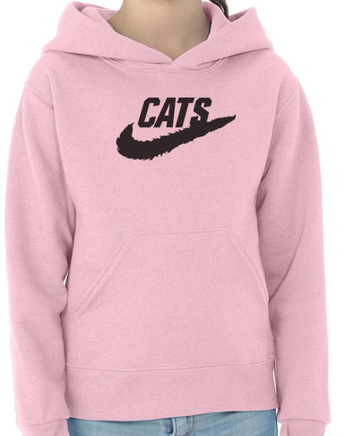 Youth Girls | Just Cats It | Hoodie
