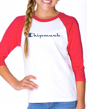 Youth Girls | Wire | Raglan