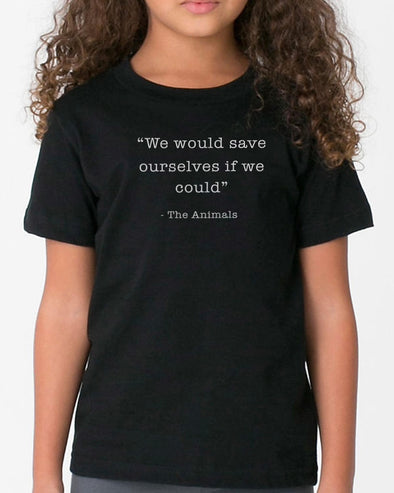Youth Girls | Save Ourselves | Tee
