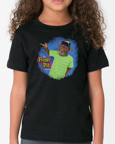Youth Girls | The Fresh Pitt | Tee