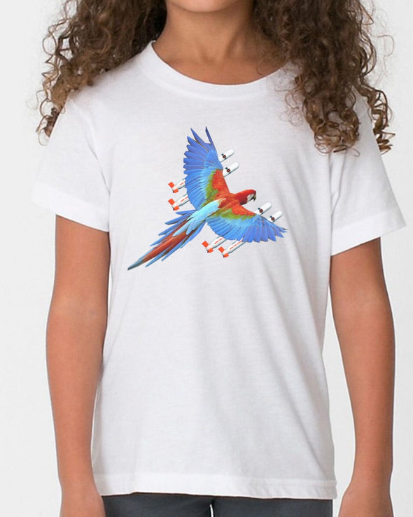Youth Girls | Mac Caw | Tee