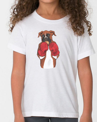 Youth Girls | Junior Boxer | Tee