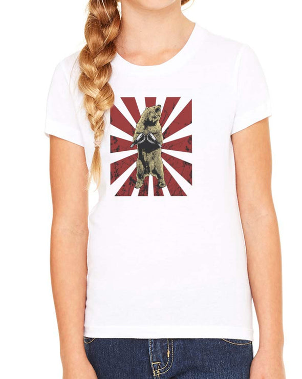 Youth Girls | Bear Traps | Tee