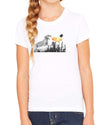 Youth Girls | Dogzilla | Tee