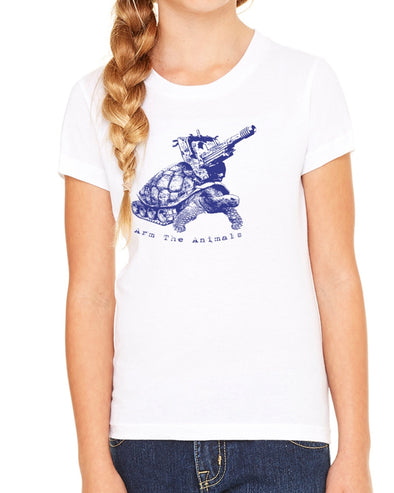 Youth Girls | Turtle Tank | Tee