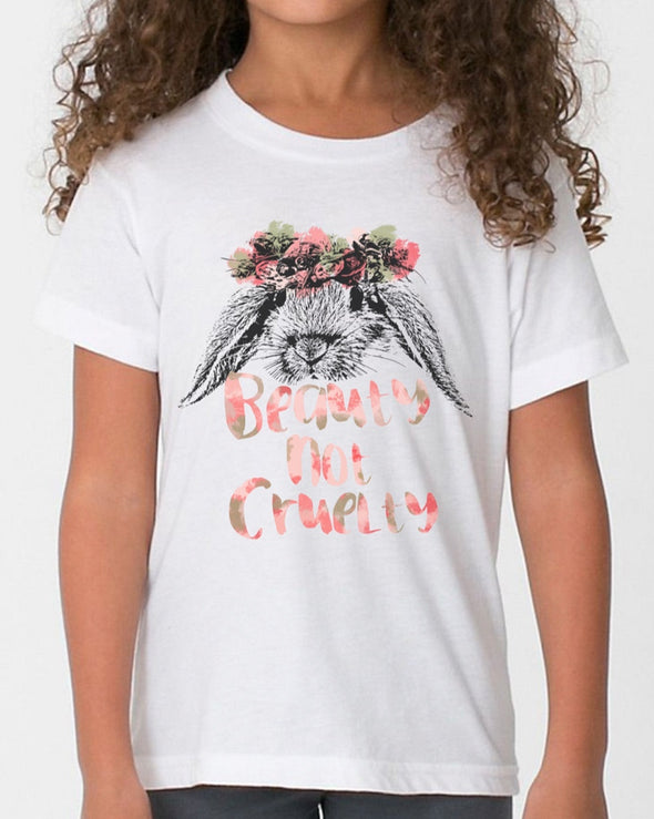 Youth Girls | Beauty Not Cruelty | Tee