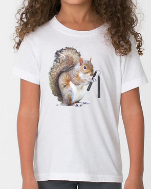 Youth Girls | Nut Chucks | Tee