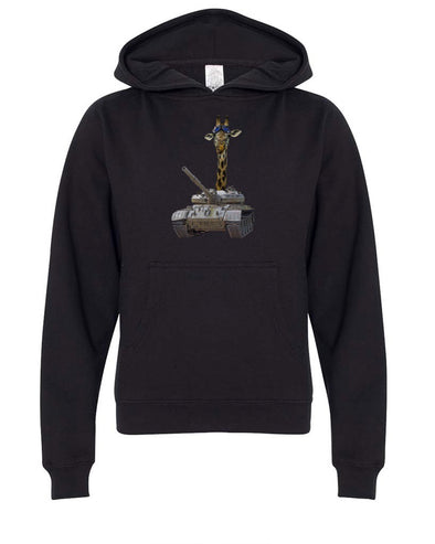 Youth Girls | Roll Out | Hoodie