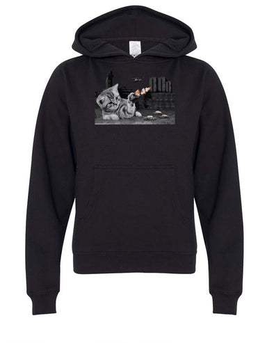 Youth Boys | Battle Cat | Hoodie