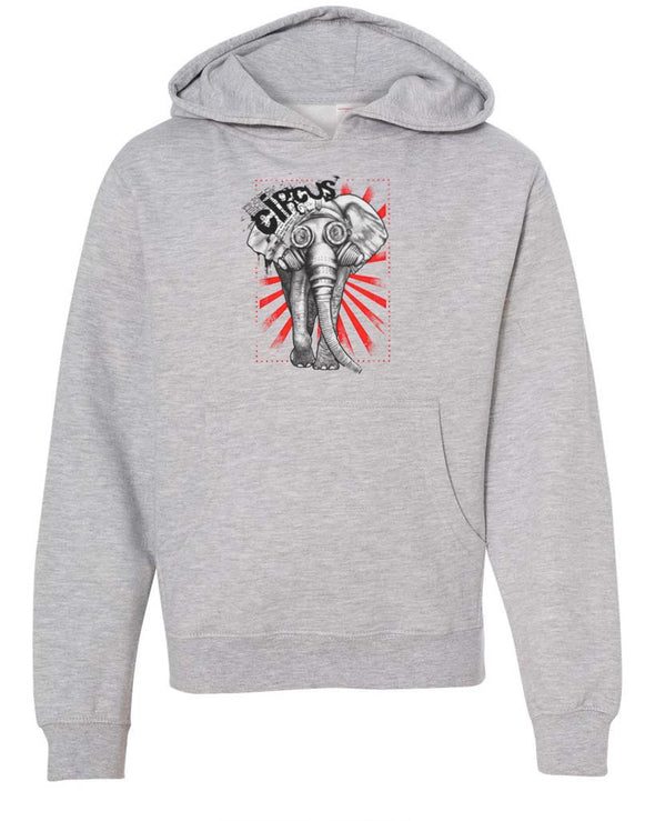 Youth Girls | Circus Insurgent | Hoodie