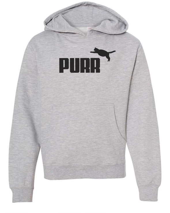 Youth Girls | Purr | Hoodie