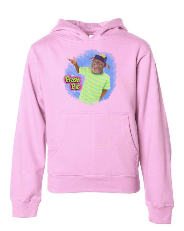 Youth Girls | The Fresh Pitt | Hoodie