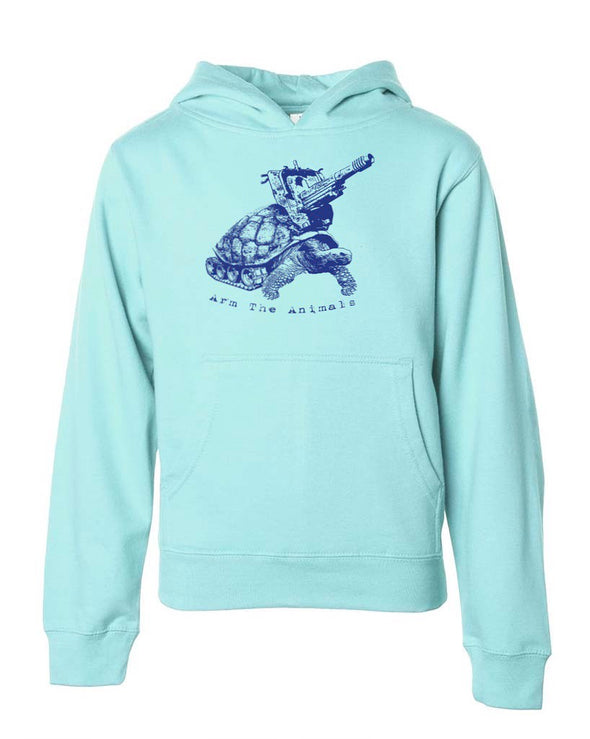 Youth Girls | Turtle Tank | Hoodie
