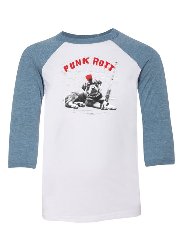 Youth Boys | Punk Rott | Raglan