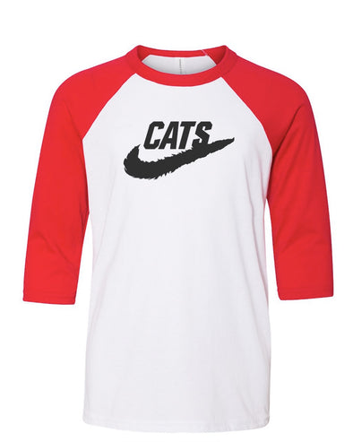 Youth Boys | Just Cats it | Raglan