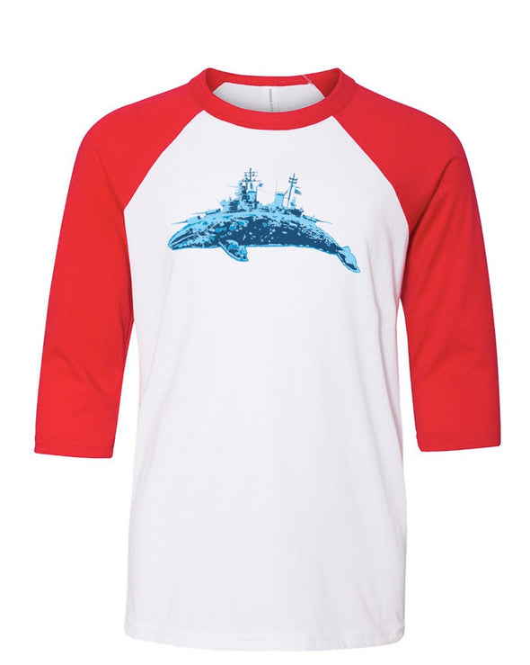 Youth Boys | Battleship Seavenge | Raglan
