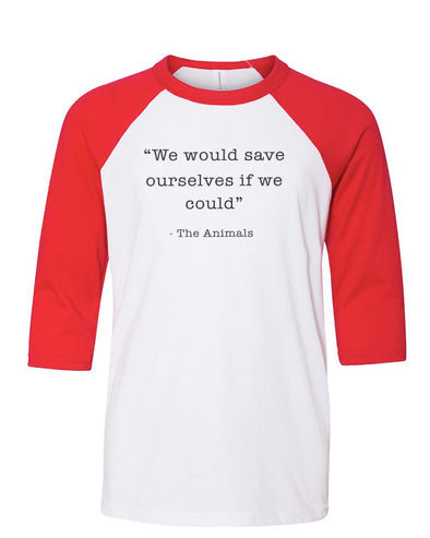 Youth Boys | Save Ourselves | Raglan