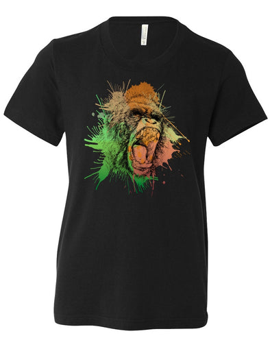 Youth Boys | Gorilla Rage | Tee