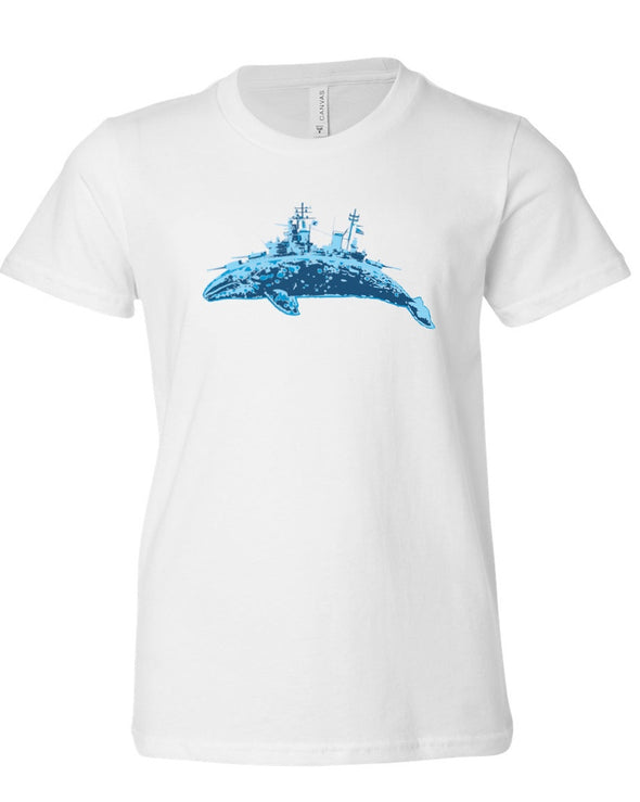 Youth Girls | Battleship Seavenge | Tee