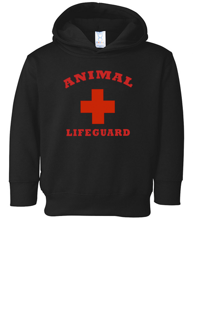 Toddler | Animal Lifeguard | Hoodie