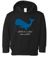 Toddler | Whale | Hoodie