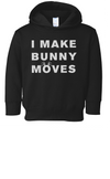 Toddler | Bunny Moves | Hoodie