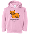 Toddler | Chill Cat | Hoodie