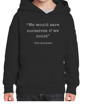 Toddler | Save Ourselves | Hoodie