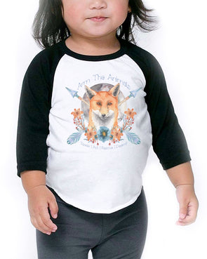 Toddler | Fox Confessor | Raglan