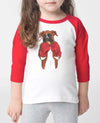 Toddler | Junior Boxer | Raglan