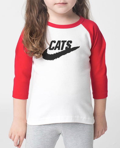 Toddler | Just Cats It | Raglan