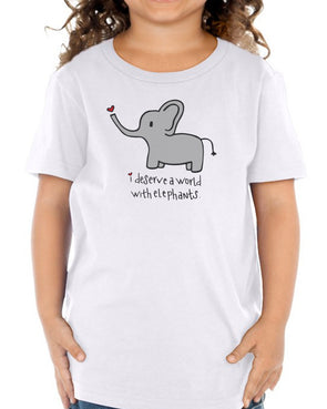 Toddler | Elephants | Tee