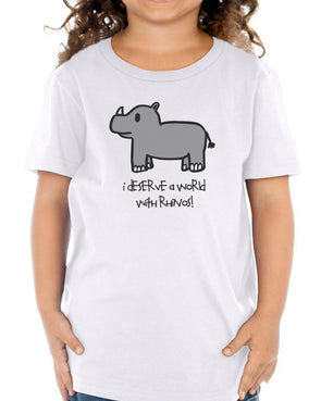 Toddler | Rhino | Tee