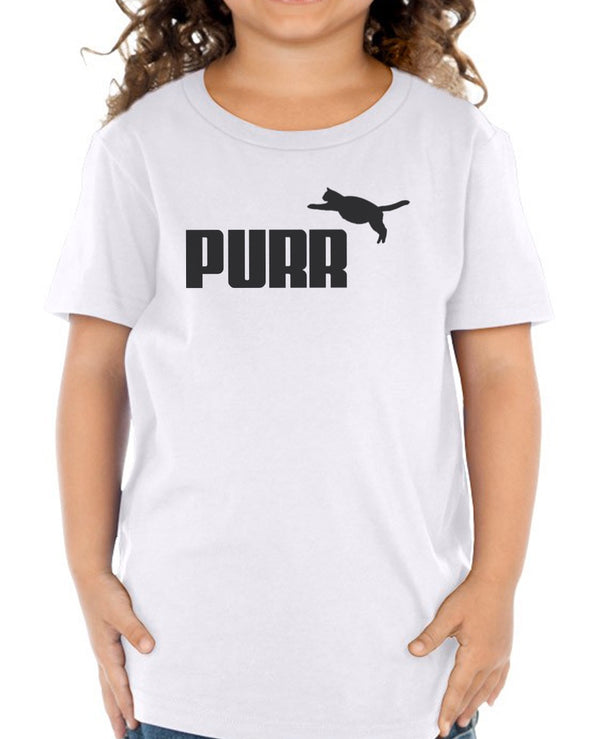 Toddler | Purr | Tee