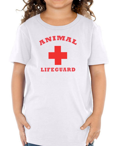 Toddler | Animal Lifeguard | Tee