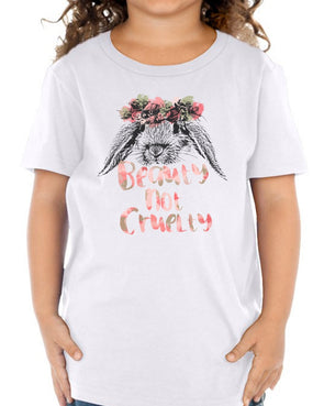 Toddler | Beauty Not Cruelty | Tee