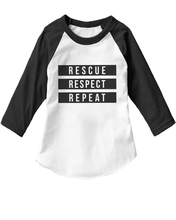 Toddler | 3 R's | Raglan