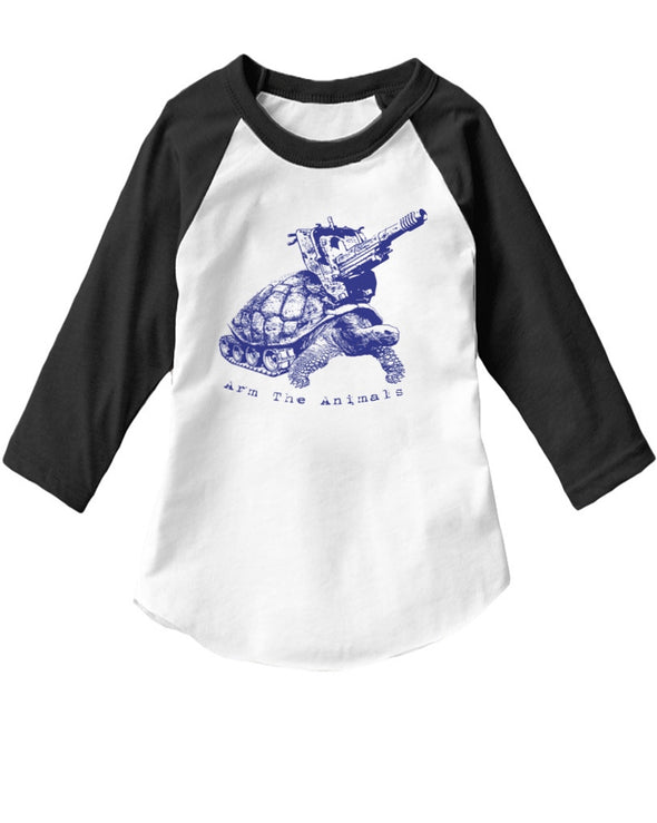 Toddler | Turtle Tank | Raglan