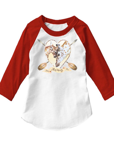 Toddler | Family Is Family | Raglan