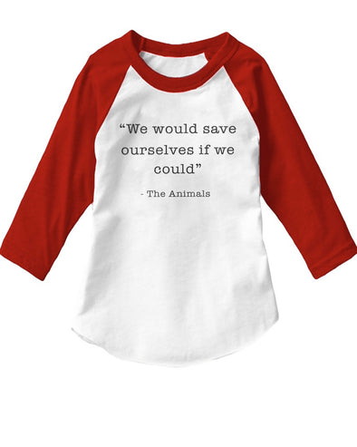 Toddler | Save Ourselves | Raglan