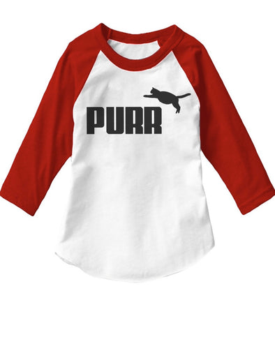 Toddler | Purr | Raglan