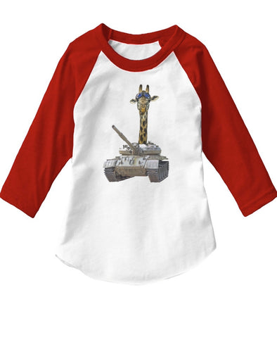 Toddler | Roll Out | Raglan