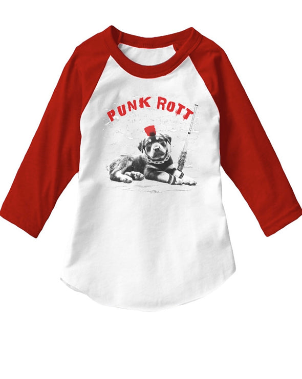 Toddler | Punk Rott | Raglan