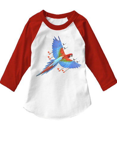 Toddler | Mac Caw | Raglan