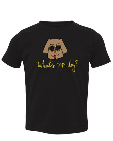 Toddler | What Up Dog | Tee