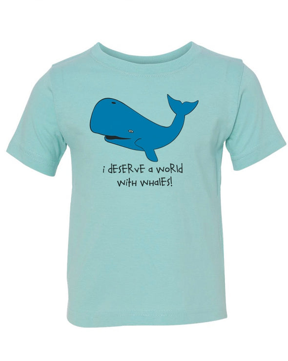 Toddler | Whale | Tee