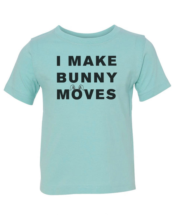 Toddler | Bunny Moves | Tee
