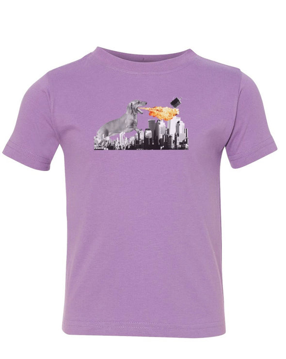 Toddler | Dogzilla | Tee